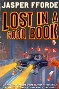 Cover Lost In A Good Book
