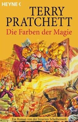 Cover Farben der Magie