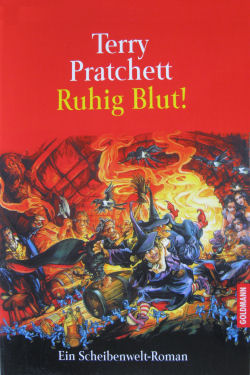 Cover Ruhig Blut!