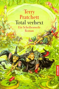 Cover Total verhext