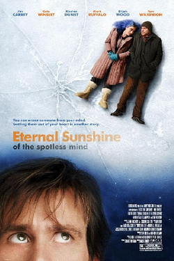 Plakat Eternal Sunshine of the Spotless Mind