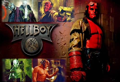 Hellboy-Collage