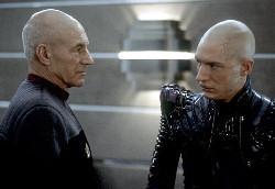 Picard und Shinzon