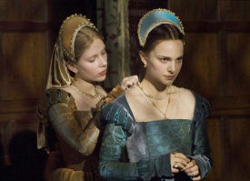 Szene aus 'The Other Boleyn Girl'