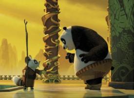 Szene aus 'Kung Fu Panda'
