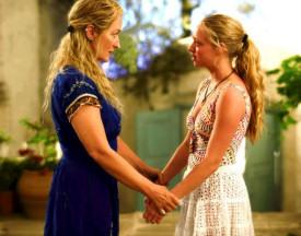 Szene aus 'Mamma Mia!'