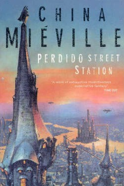 Cover Perdido Street Station