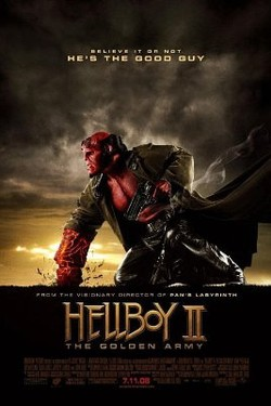 Plakat Hellboy II