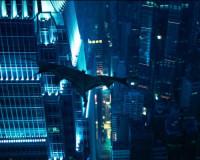 Batman über Hongkong