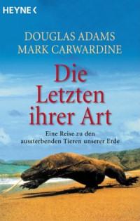 Cover 'Die Letzten ihrer Art'