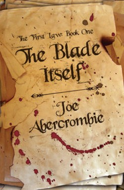 Cover 'The Blade Itself'