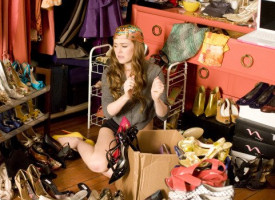 Szene aus 'Confessions of a Shopaholic'