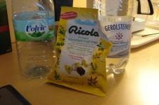 Volvic, Ricola und Gerolsteiner
