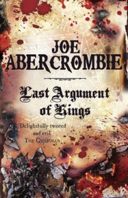 Cover 'Last Argument of Kings'