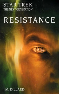 Cover 'Star Trek Resistance'