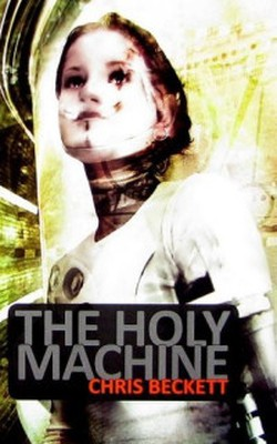 Cover 'The Holy Machine'