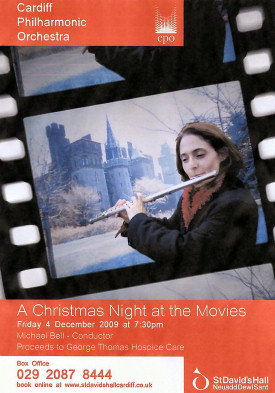 A Christmas Night At The Movies