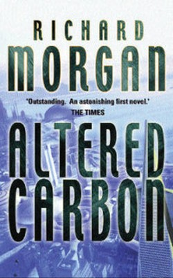 Cover 'Altered Carbon'