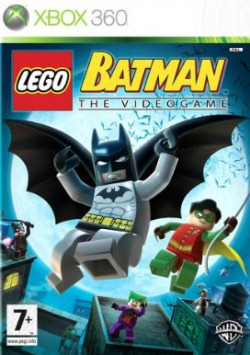 Cover Lego Batman