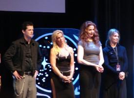 Manu, Chase, Suzie und Martha