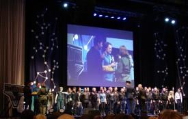 Stargate-Fanaufmarsch