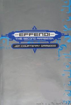Cover 'Effendi'