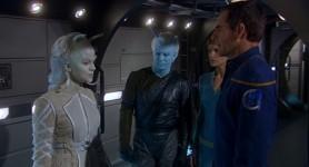 Abschied auf der Enterprise