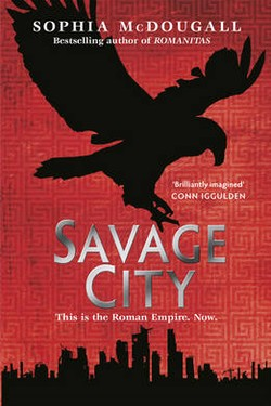 Cover Savage City