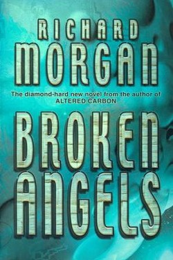 Cover Broken Angels