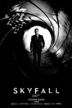 "Teaserposter ""Skyfall"""