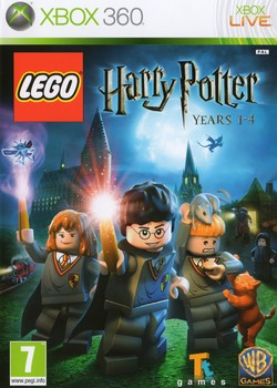 Cover Lego Harry Potter