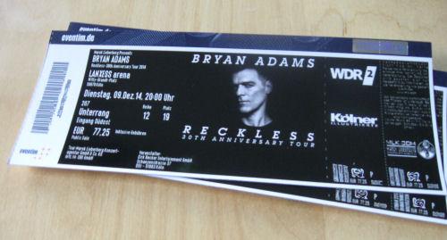 Reckless-Tickets