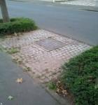 Gedenktafel in der Buchholzstraße