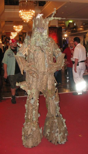Ent-Kostüm