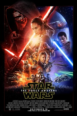 Cover Star Wars VII