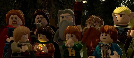 Lego-Charaktere