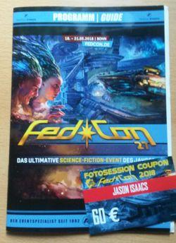 Fedcon 27