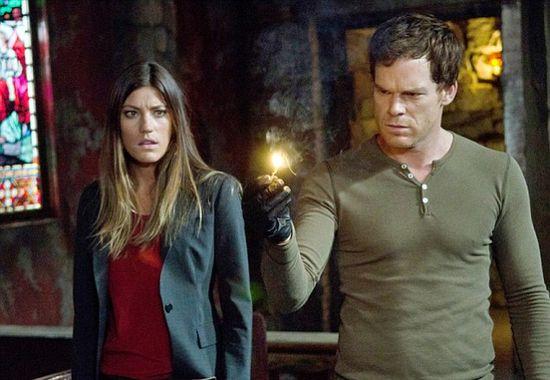 Debra und Dexter