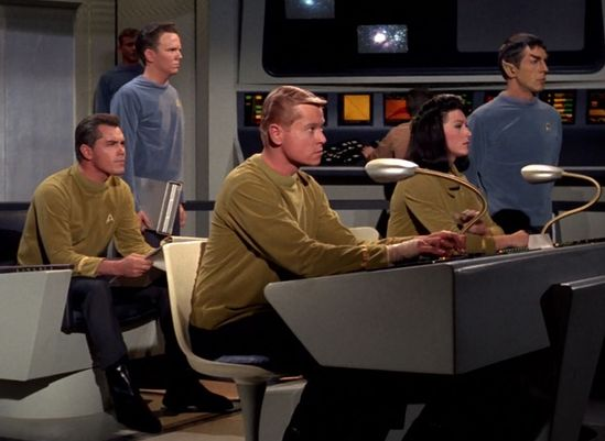 USS Enterprise 2254