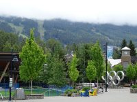 Olympic Plaza, Whistler