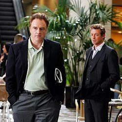 Timothy Carter und Patrick Jane