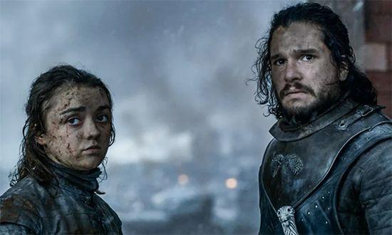 Arya und John