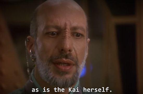 the kai herself
